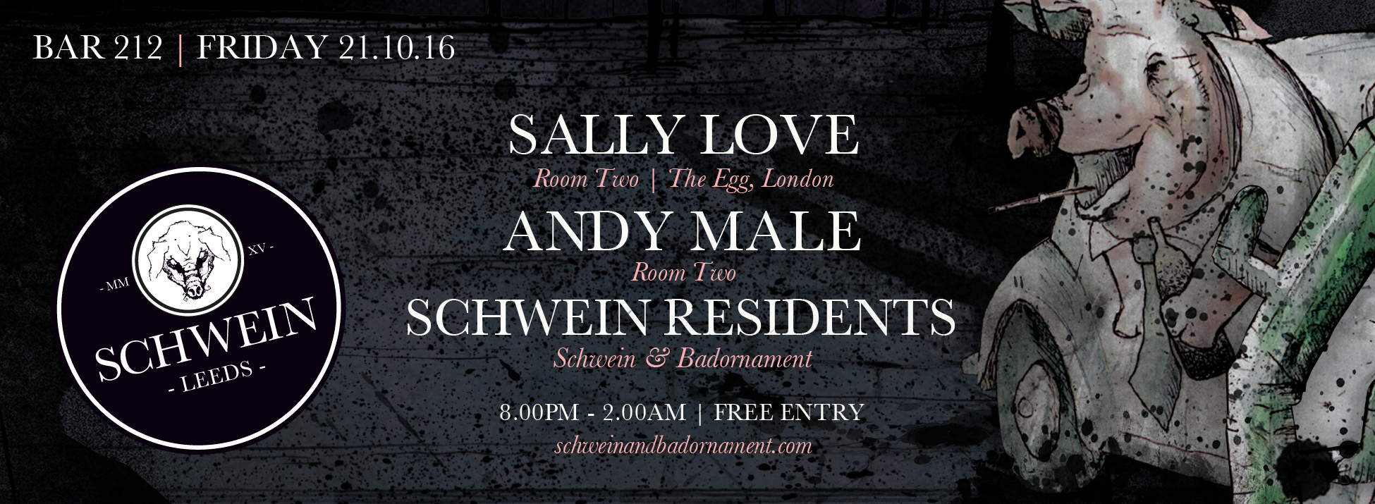 Sally Love & Andy Male @ 212…