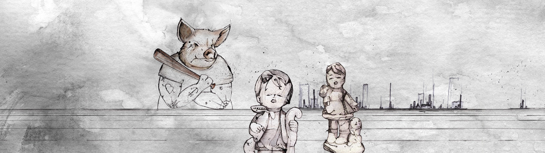 Schwein Badornament Leeds